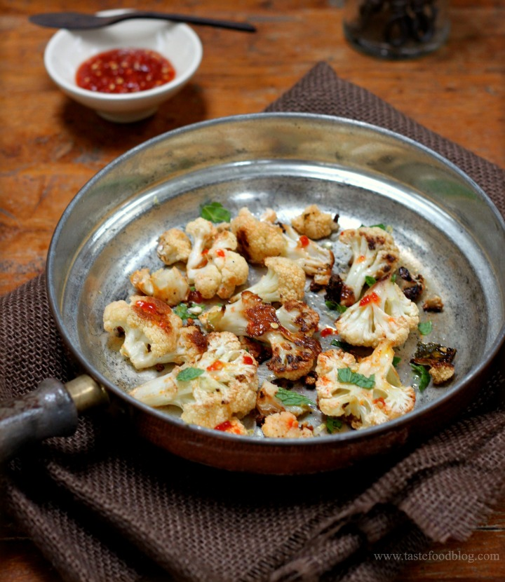 cauliflower tastefood