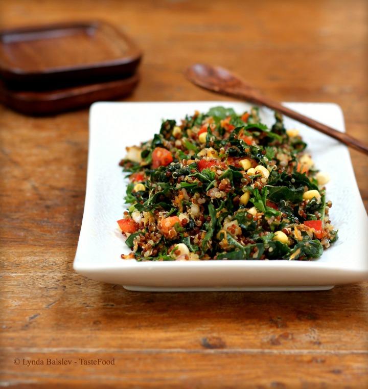 quinoa tabbouleh tastefood