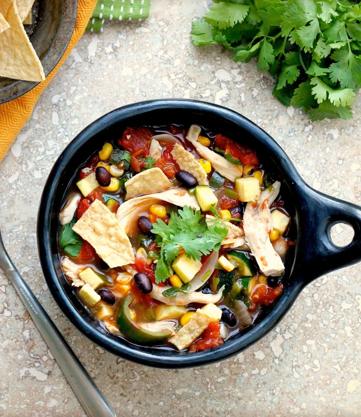 tortilla soup tastefood