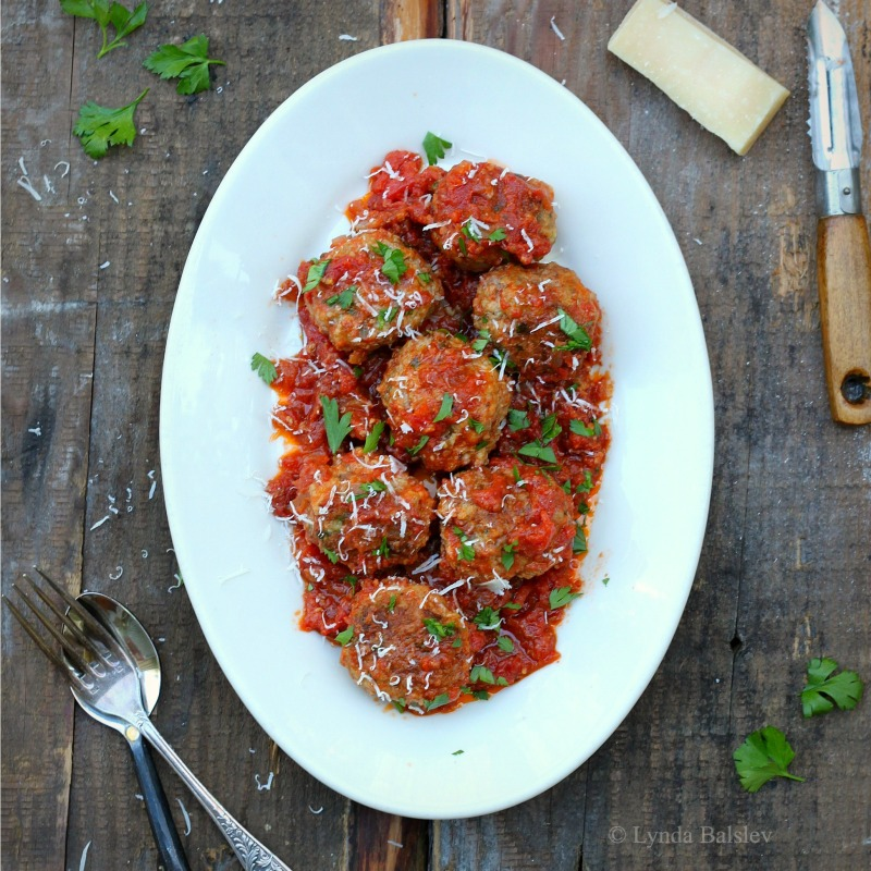 meatball marinara tastefood