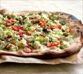 tapenade pizza