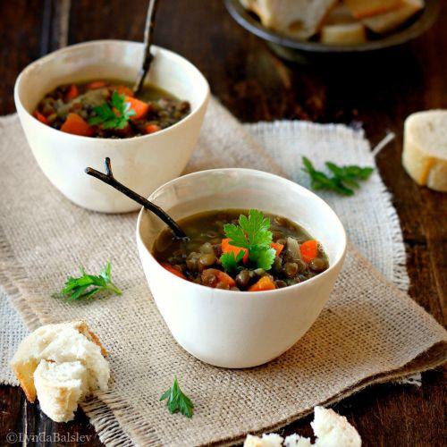 Lentil Soup tastefood