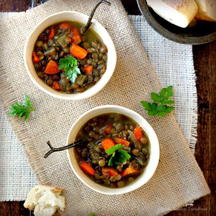 Lentil Soups tastefood