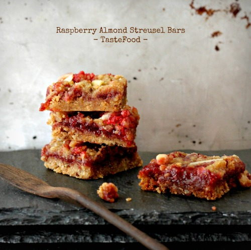 bars almond streusel cherry cheesecake bars mango raspberry vegan ...