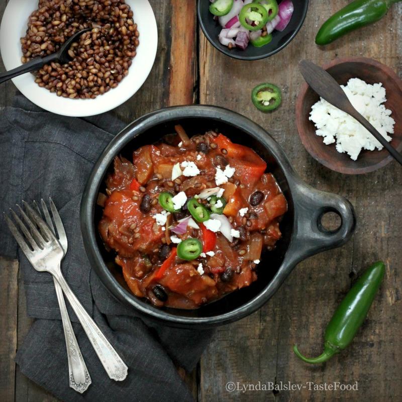 bison chili tastefood