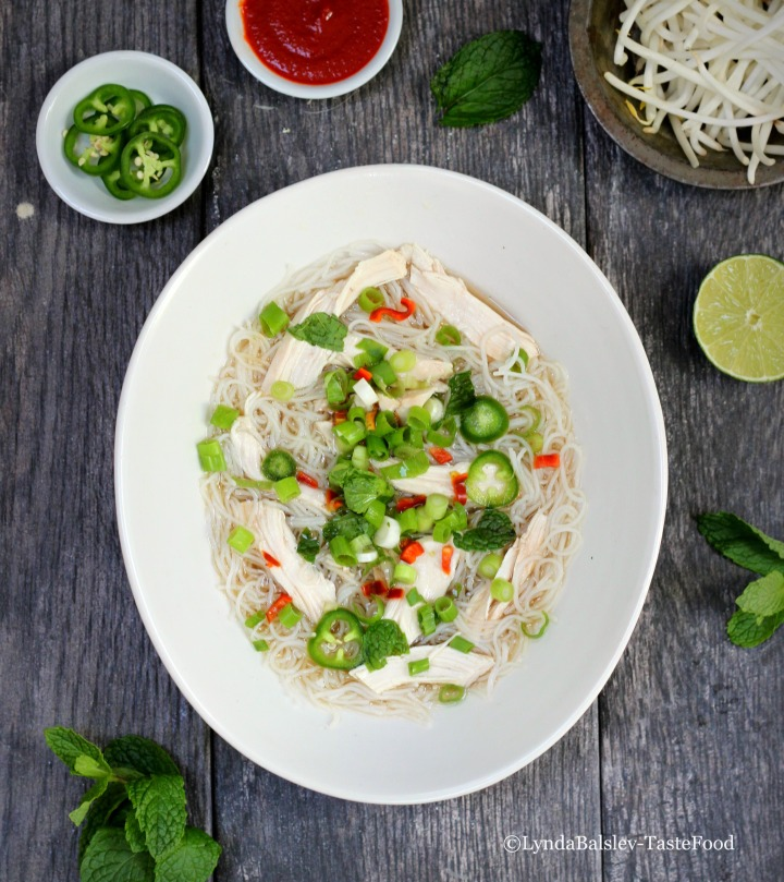 Chicken Pho TasteFood