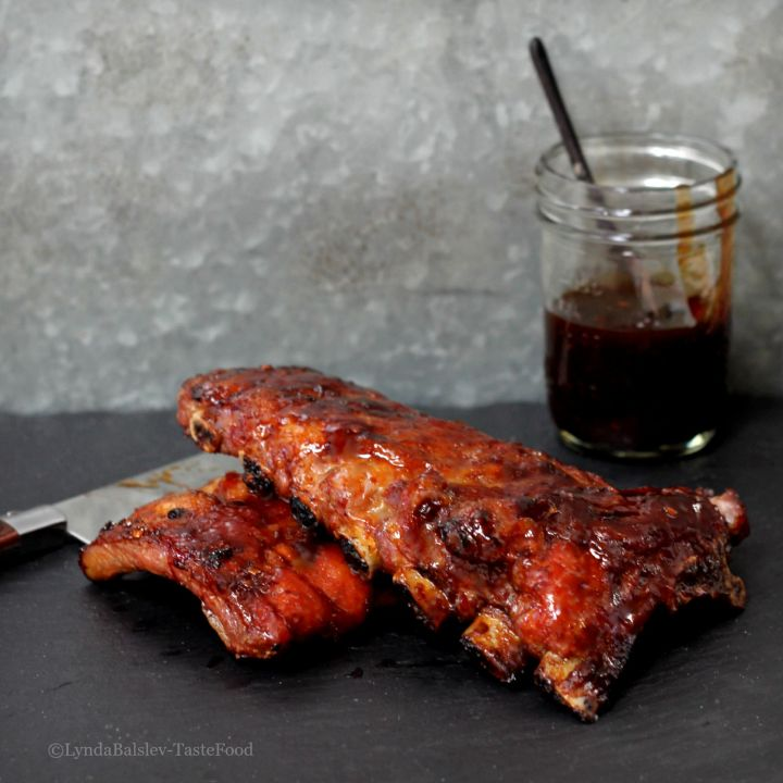Pomegranate Ribs TasteFood