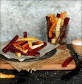 Roasted Root Vegetable Fries
