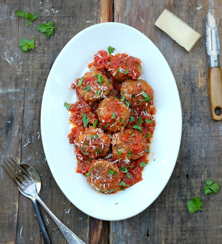 Meatballs Marinara TasteFood