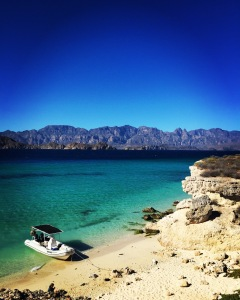 Snorkling and Boat Danzante Bay