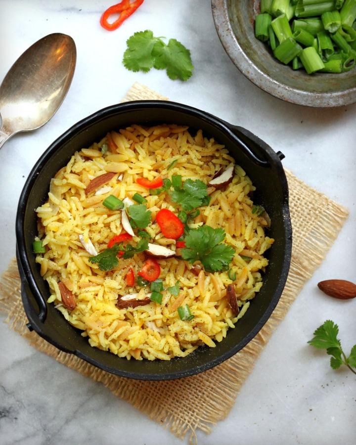 自制饭饭-简单又美味